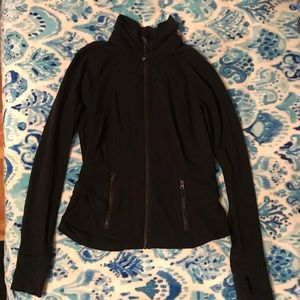 Lululemon define peplum jacket
